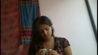 Indian it slutty wife living jointly with colleagu