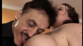Jelli bean acquires her hirsute twat drilled