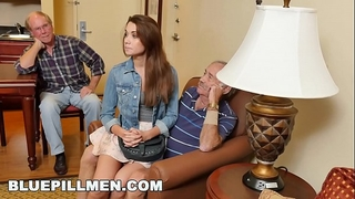 Bluepillmen - introducing old stud duke to legal age teenager naomi alice (bpm14870)