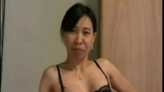 Asianwife cuckolds white dude