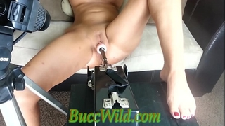 White Married slut creamy cum-hole