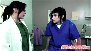 Lesbian doctor and patient older youthful slutty wife on BBC slut