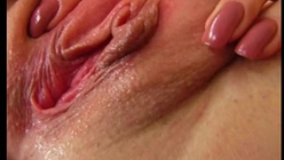 Give me pink amateur wife pleasures herself with zucchini and anal beads