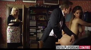 Digitalplayground - sherlock a xxx parody movie scene 4