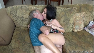 Old guys love fucking nubiles