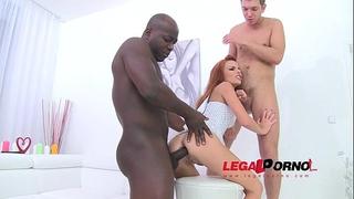 Susana melo dap'ed (brutal anal stretching & 0% pussy) sz624