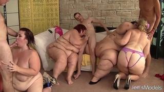Fat and lascivious bbws amazon darjeeling, apple bomb, cheating wife lynn and pleasing cheeks har