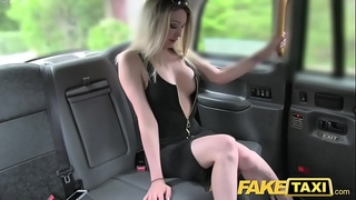 Fake taxi super sexy blond with a great body can't live without ramrod