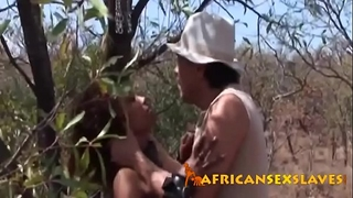 Bonded african chick engulfing and riding white wang angen-gefick-vol1-1-edit-ass-1