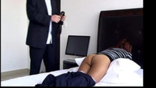 Punishment with a strap - greater quantity @ www.free-extreme.com