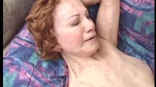 Granny's maybe final fuck