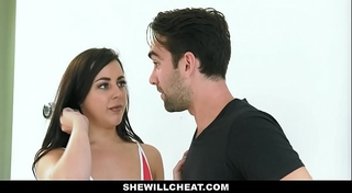 Shewillcheat - unhappy housewife cheats on spouse with old flame