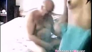View old chap using viagra with escort colombian