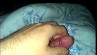 Sleeping tugjob hotwife lengthy nails #3