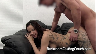Fun health nut kate's anal auditions