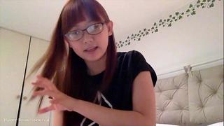 Harriet sugarcookie's latest vlog trio with mitsuko doll