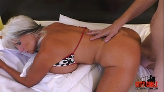 My girlfriends mama ii balls unfathomable in her rectal hole sally d'angelo