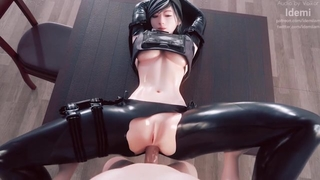 Amazing 3D cartoon with sexy babes and hot anal scenes