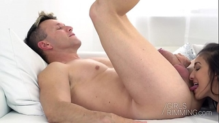 Girlsrimming - darcia lee family rimjob
