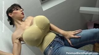 Penelope dark diamond - milking bumpers - breastfeeding whoppers preview
