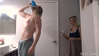 Mom gives son viagra - fifi foxx and schlong ninja