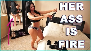 Bangbros - colombian milf pornstar cielo receives her latin large butt screwed