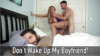 Bangbros - milf eva notty receives drilled whilst her boyfriend sleeps