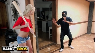 Bangbros - diminutive legal age teenager elsa jean copulates large 10-Pounder crook