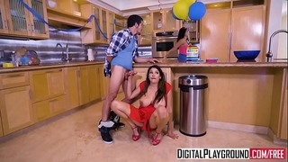Digitalplayground - my girlfriends sexy mamma - missy martinez and bambino