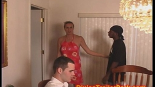 Hot milf mamma receives a bbc